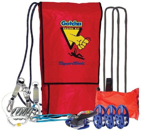 Gotcha™ Tower Rescue Kit