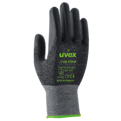 Uvex C300 Foam Cut Protection Glove
