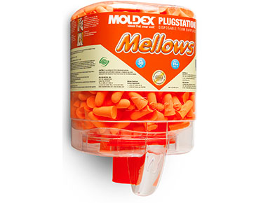 Moldex® Mellows Uncorded Plugstation (250 Pairs) # 6846