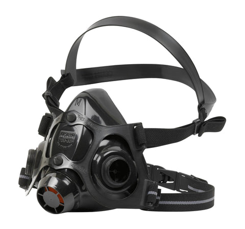 Honeywell 7700 Series Half Face Silicon Respirator