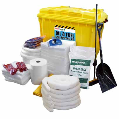 770L Oil & Fuel Spill Kit #MAX-770HC