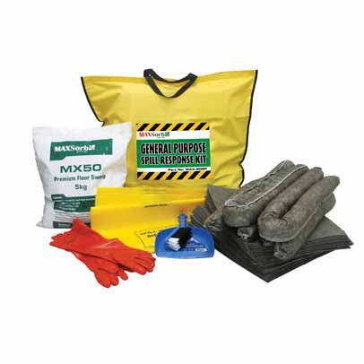 80L General Purpose Spill Kit #MAX-80GP