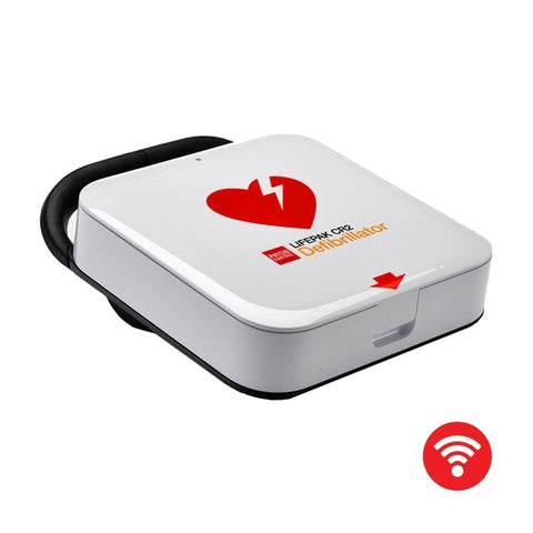 Lifepak CR2 WiFi Automatic Defibrillator 877885