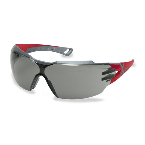 Uvex Pheos CX2 Spectacles (Grey Lens) 9198-401