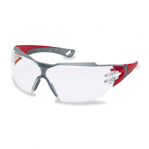 Uvex Pheos CX2 Spectacles (Clear Lens) 9198-400
