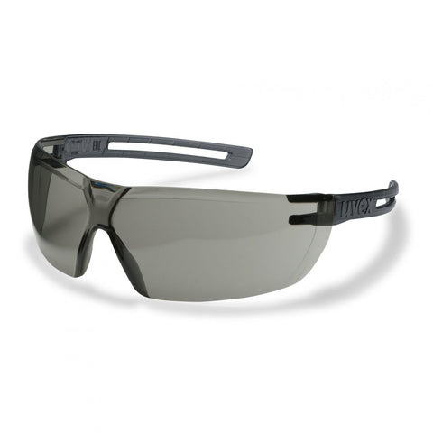 Uvex X-Fit Safety Spectacles (Grey) 9199-202