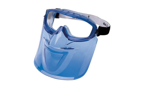 Bolle Platinum Atom Goggles & Mouth Guard # 1652801 - 1653821