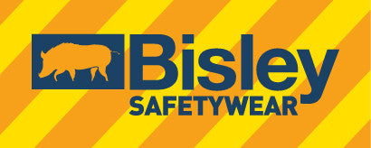 Image result for bisley hi vis safetywear logo