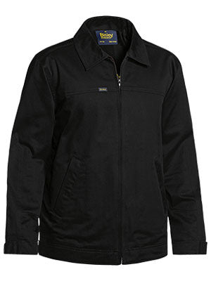 Bisley Cotton Drill Jacket With Liquid Repellent Finish #BJ6916