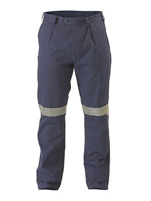 Bisley Original Work Pant c/w 3M Reflective Tape #BP6007T