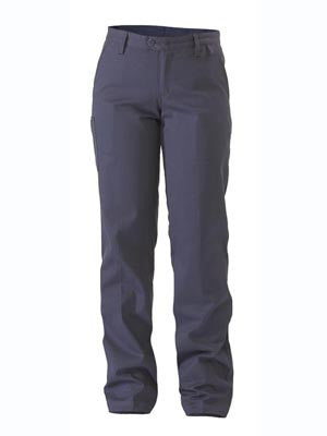 Bisley Womens Original Cotton Drill Work Pants #BPL6007