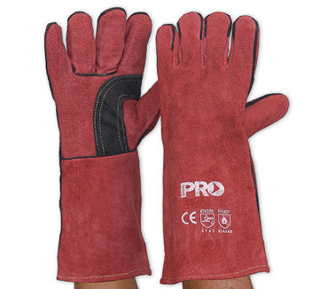Pro Choice Red Kevlar Glove BRW16E