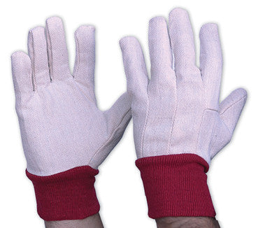 Pro Choice Cotton Drill Glove Ladies CDR9
