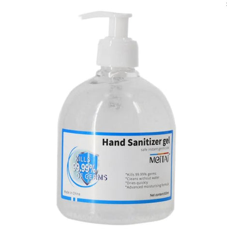 Hand Sanitizer Hand Gel 500ml Pump