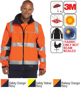Huski - Chassis 2 in 1 Softshell Jacket #918074