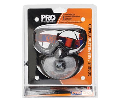 FilterSpec Pro Goggle & Mask Combo FSPG