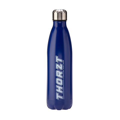 THORZT 750ml Stainless Steel Drink Bottle Blue DB750SS-BL