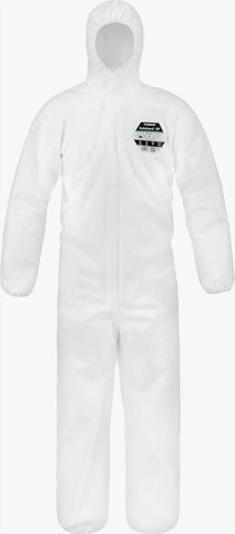 Lakeland Safegard GP Lightweight Disposable Breathable Coverall (White) ESGP528