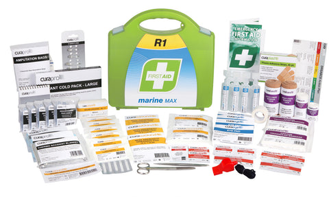 R1 Marine Max First Aid Kit