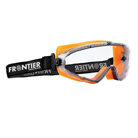 Frontier Clarity Safety Goggle