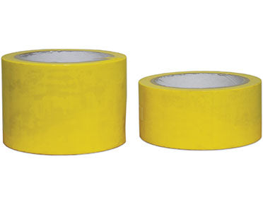 Floor Marking Tape (Yellow) 48mm x 22mm TAPEFMY48-22