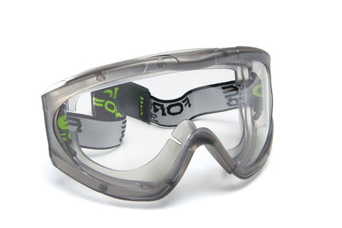 Force360 Guardian Safety Goggle #EFPR850 (Clear), # EFPR851 (Smoke)
