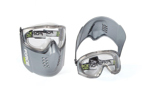 Force360 Guardian Plus Safety Goggle & Visor #EFPR860 (Clear), #EFPR861 (Smoke)