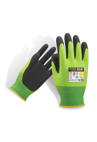 Force360 CoolFlex AGT Ultra Hi Vis Glove # GFPR103