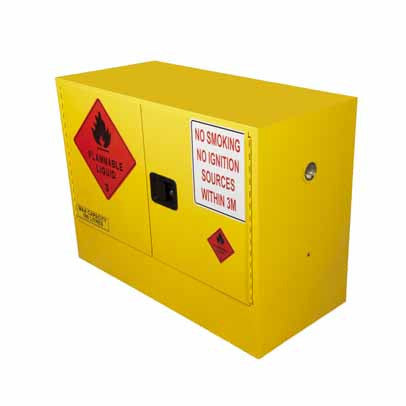 100 Litre Flammable Liquid Storage Cabinet #MAX-FC100