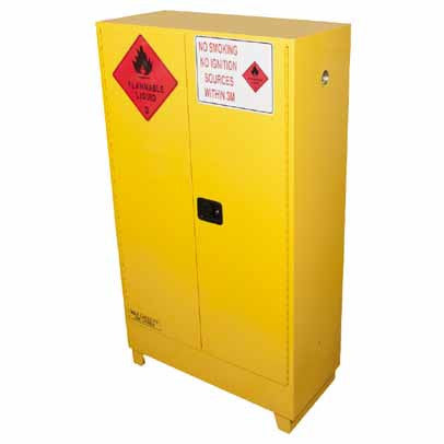 250 Litre Flammable Liquid Storage Cabinet #MAX-FC250
