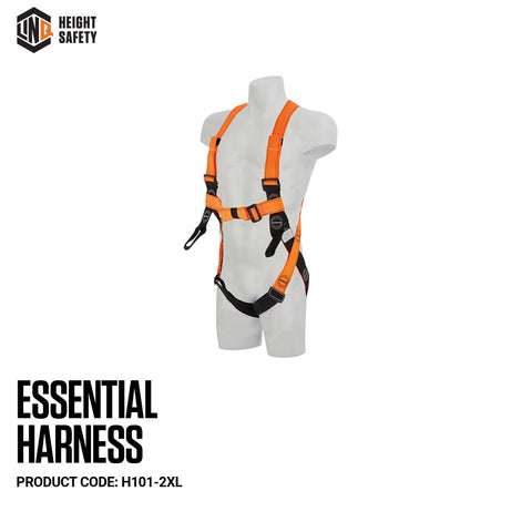 LINQ Essential Harness Max XL-2XL # H101-2XL