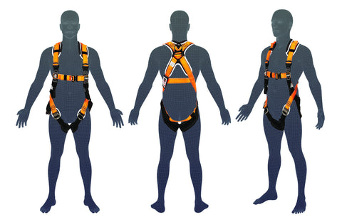 LINQ Elite Riggers Harness #H301