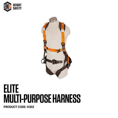 LINQ ELITE MULTI-PURPOSE HARNESS # H302