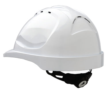 Pro Choice V9 Hard Hat with Ratchet Harness #HHV9R