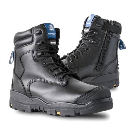 Bata - Longreach CT Zip Safety Boot (Composite Toe)