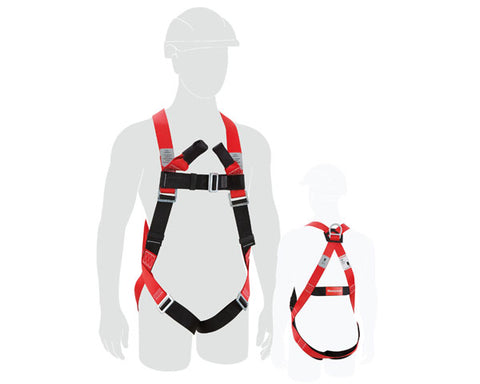 Honeywell Basic Polyester Fall Arrest Harness M1020250