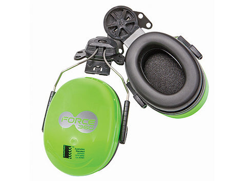 Force360 Hard Hat Earmuff Wave 28dB  HFPR952