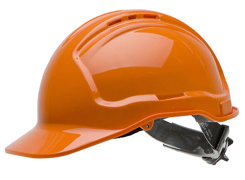 Force360 Premium Type 1 Rachet Hard Hat - Vented #HPFPR57R