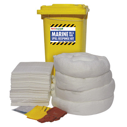 240 Litre Marine Spill Kit #MAX-240MR