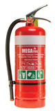4.5kg ABE Fire Extinguisher c/w Wall Bracket #MF45ABE