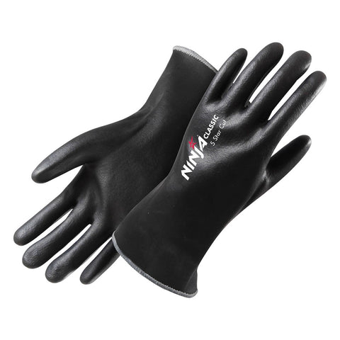 Ninja Star Liquid Proof Work Gloves # PNSL350