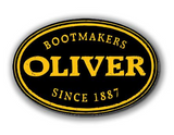 "Oliver 66 Series Black 230MM (9"") Lace Up Structural Firefighter Boot #66-395"