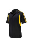 Biz Collection Mens Flash Polo #P3010