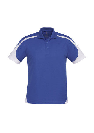 Biz Collection Mens Talon Polo #P401MS