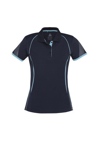 Biz Collection Ladies Razor Polo #P405LS