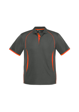 Biz Collection Mens Razor Polo P405MS