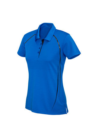 Biz Collection Ladies Cyber Polo #P604LS