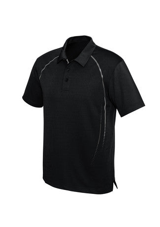 Biz Collection Mens Cyber Polo #P604MS