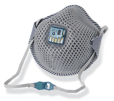 Pro Choice ProMesh Respirator P2 with Valve and Active Carbon Filter PC823
