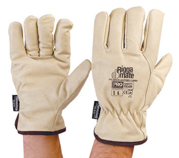 Pro Choice Riggamate Thinsulate Lined Pig Grain Leather PGL41TL